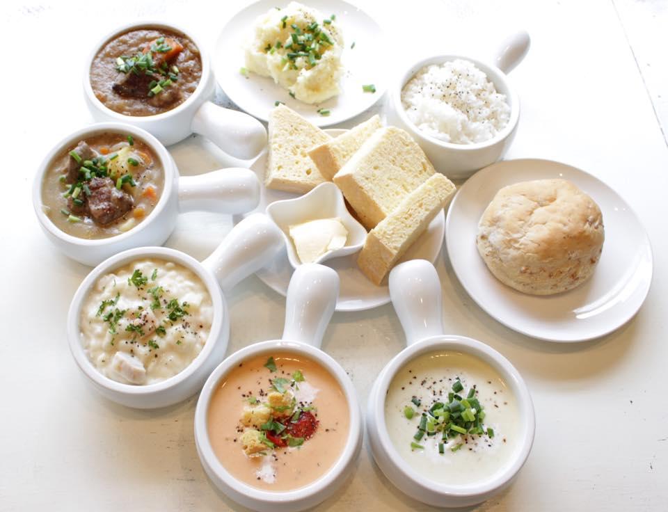 Stews, Soups & Sides