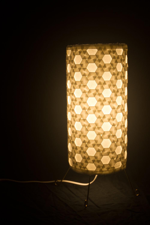 """Lamp 03 - """"Hive"""""""