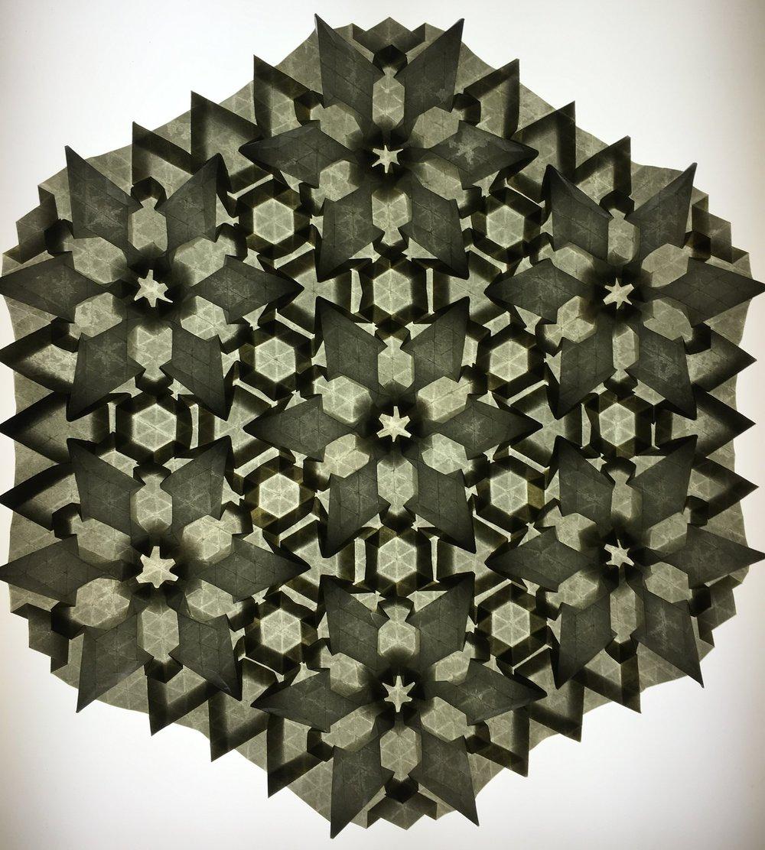 Arrowhead Tessellation, extended, 2017
