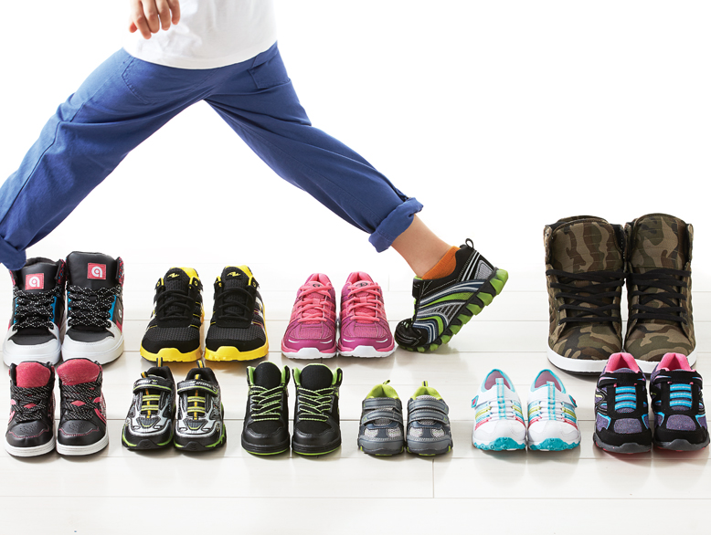 eeb6bfc23b46ed It probably seems like every second week you need to buy new shoes for your  kids with their rapidly growing feet. Knowing a little bit about sizing and  ...