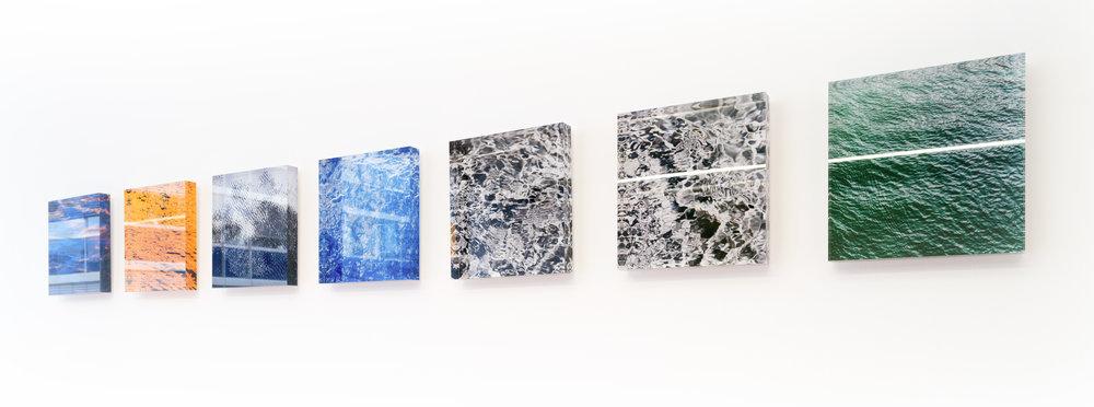 Ortwin Klipp LIQUIDS Acrylblock INSTALLATION   - 20 x 20 cm - 6.jpg