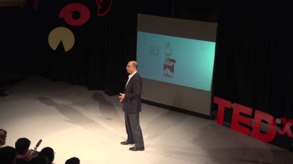 Victor haghani at TEDxSPS (2013)