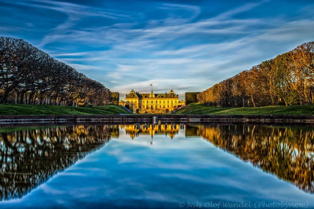 Drottningholm castle, Sweden.