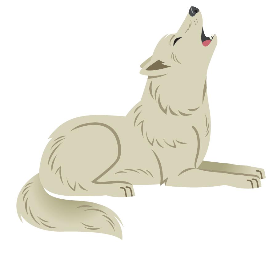 Wolf Howling Simple.jpg