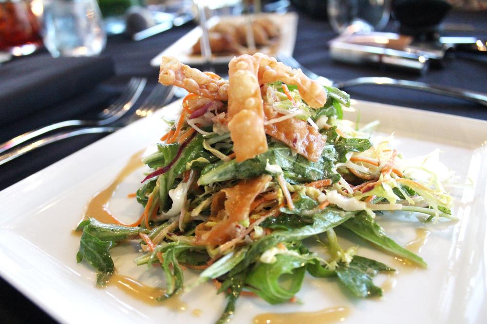 """Chinois-style"" salad."