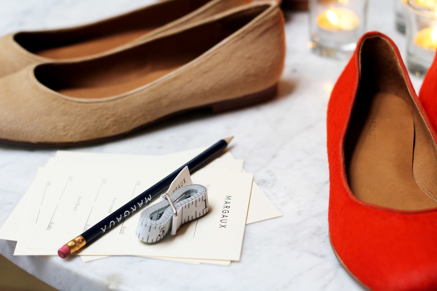 Margaux Trunk Show at Bistro 31 in Dallas | Classic Ballerina Flats ...