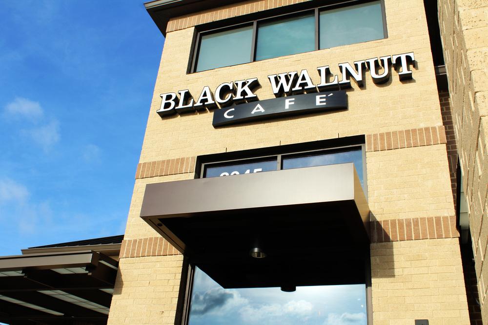 black walnut cafe flower mound