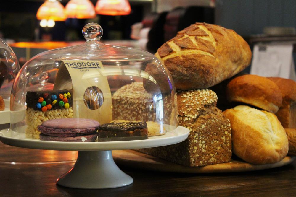 The Theodore Dallas bakery