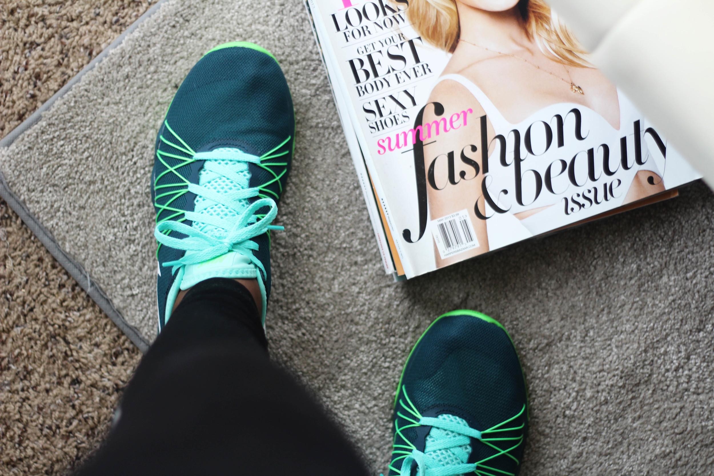 Nike Dual Fusion TR Hit Training Shoe