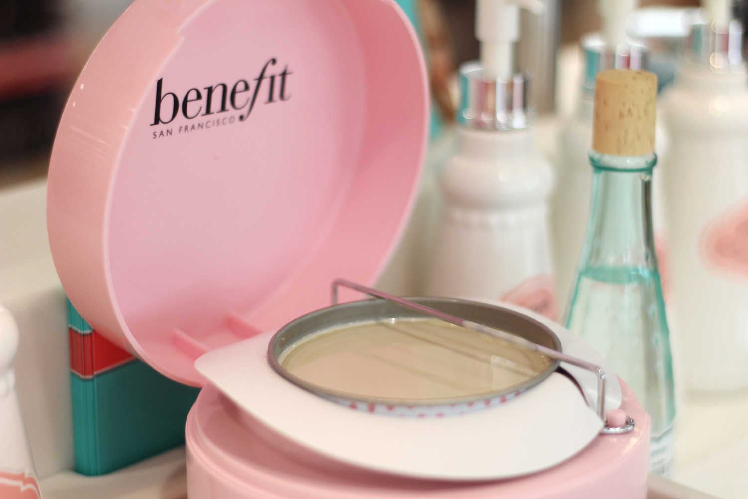 Benefit Brow Wax Experience Ulta Beauty In Frisco Jaleesa Charisse