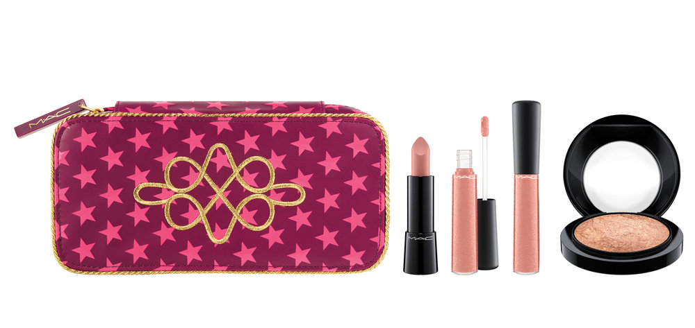 Nude Lip Bag