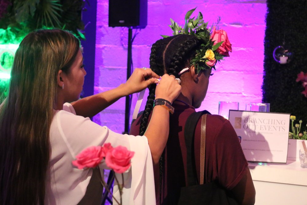 Getting Crowned