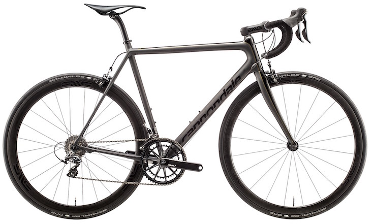 Cannondale Super Six Evo Black Inc.