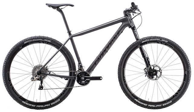 Cannondale F-Si 29 Carbon Black Inc.