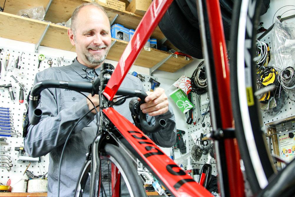 La Bici Werkstatt