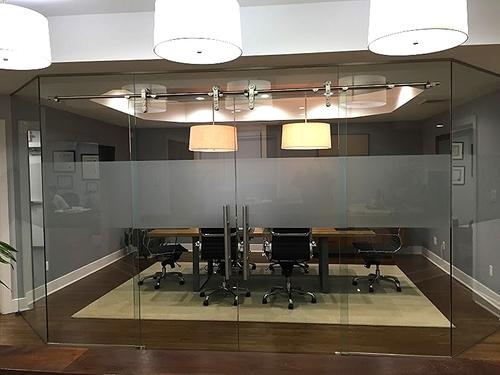 Frameless Barn Style Doors Quality Glass Metal
