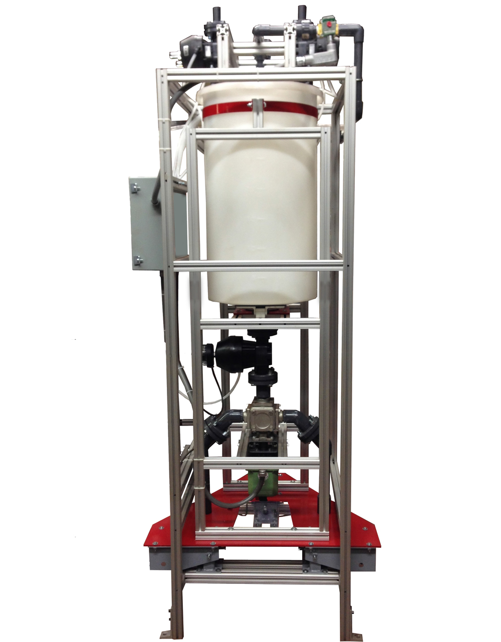 30 Gallon Weigh Vessel