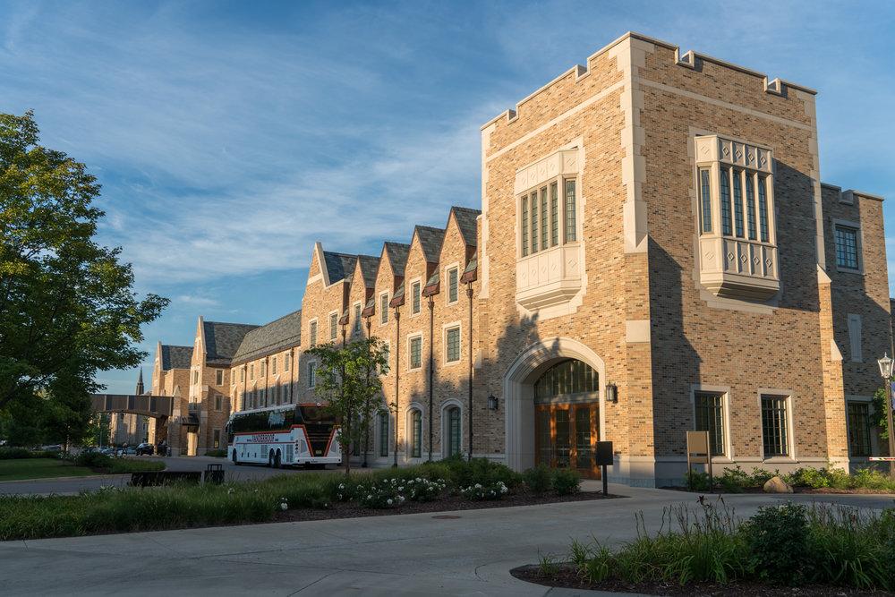 Unversity of Notre Dame - Morris Inn