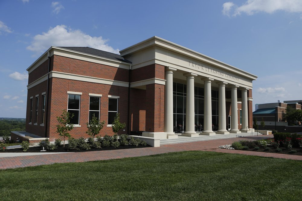 2012 - William Jewell College - Pryor Learning Commons.jpg