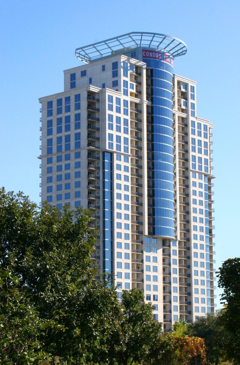 Allen Parkway Condos - Houston, Texas