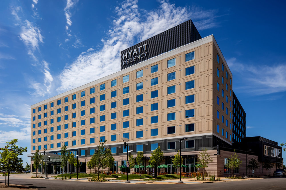 Hyatt Regency Bloomington Central Station