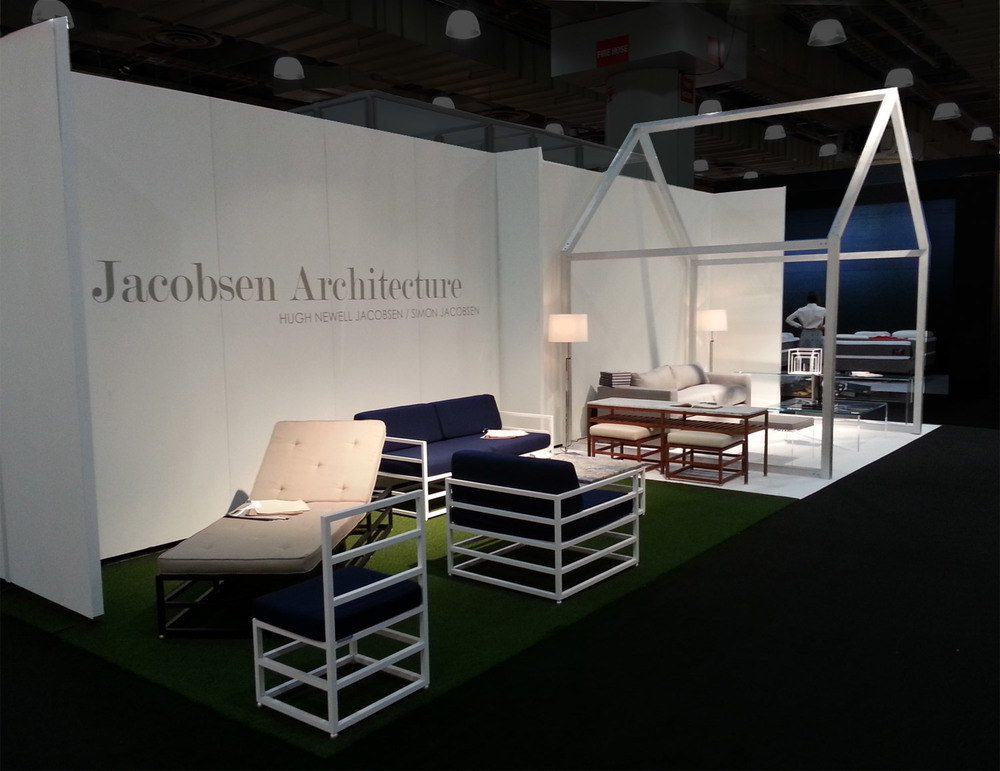 ... VERO Collection For Indoors And The NEW Line Of DOMINICAN Outdoor  Furniture In Architectural Aluminum. All Pieces Are Proudly Crafted In Washington  DC.