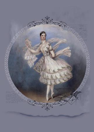 Marie Taglioni / Letter