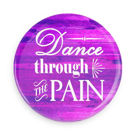 Dance Through The Pain #100CC10