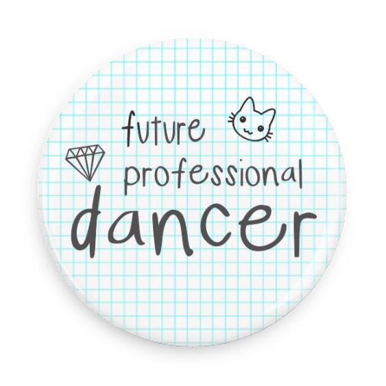 Future Professional Dancer #100CC14