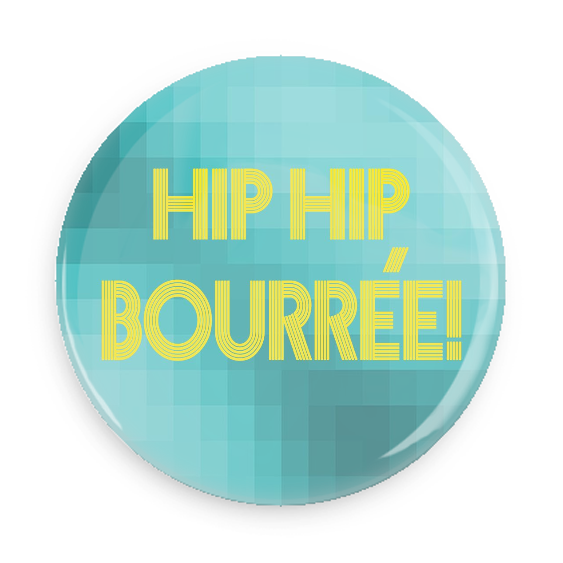 Hip Hip Bourree! #100CC17