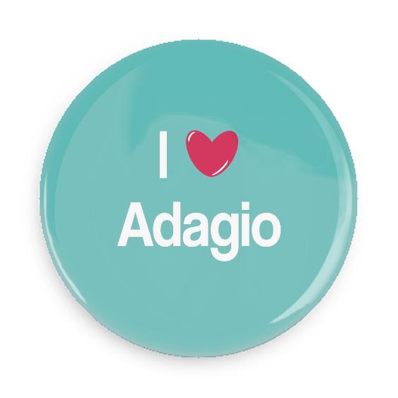 I Love Adagio #100CC20