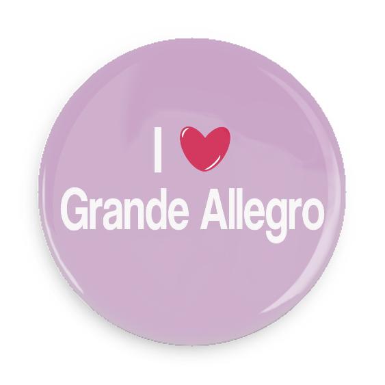 I Love Grande Allegro #100CC21