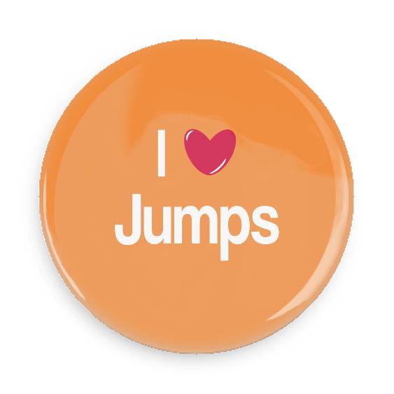 I love Jumps #100CC22