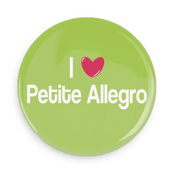 I Love Petite Allegro #100CC23