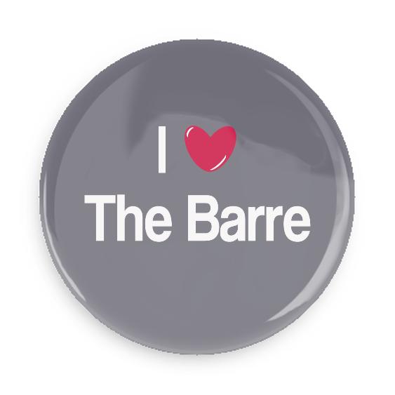 I Love The Barre #100CC24