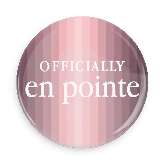 Officially En Pointe #100CC37