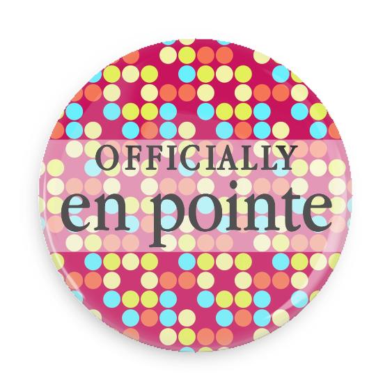 Officially En Pointe #100CC38
