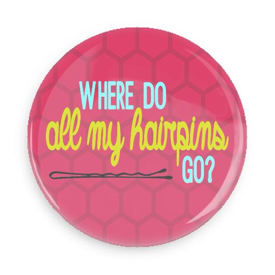 Where Do All My Hairpins Go? #100CC48
