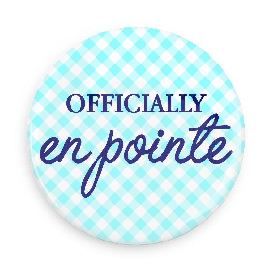 Officially En Pointe #100CC65
