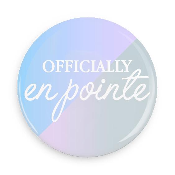 Officially En Pointe #100CC66