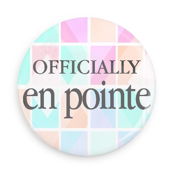 Officially En Pointe #100CC68