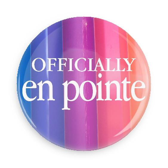Officially En Pointe #100CC67