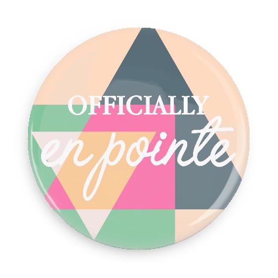 Officially En Pointe #100CC69