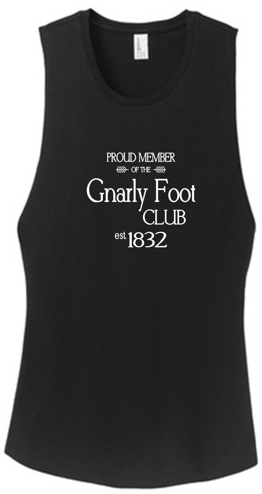 Gnarly Foot Club #952CC15