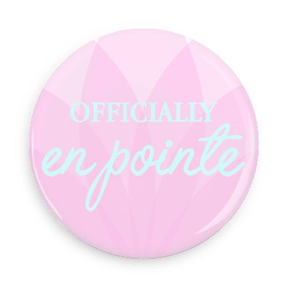 Officially En Pointe #100CC82