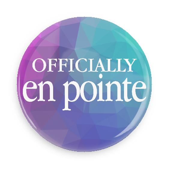 Officially En Pointe #100CC83