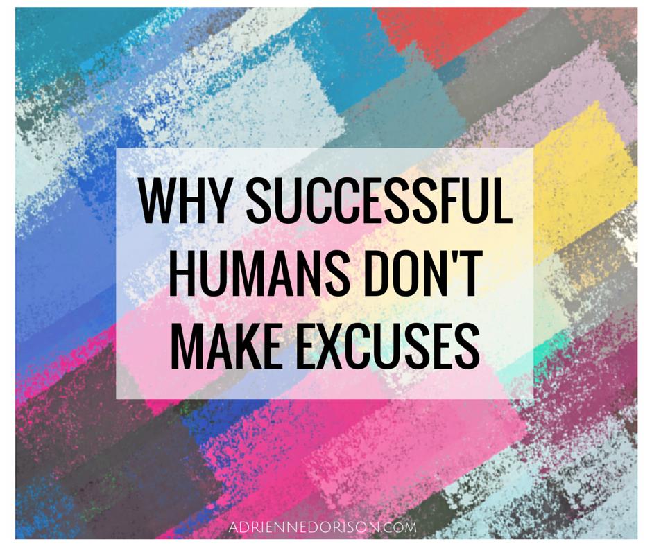 success excuses
