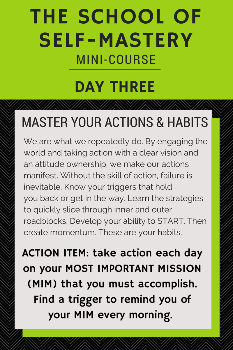 master-your-actions