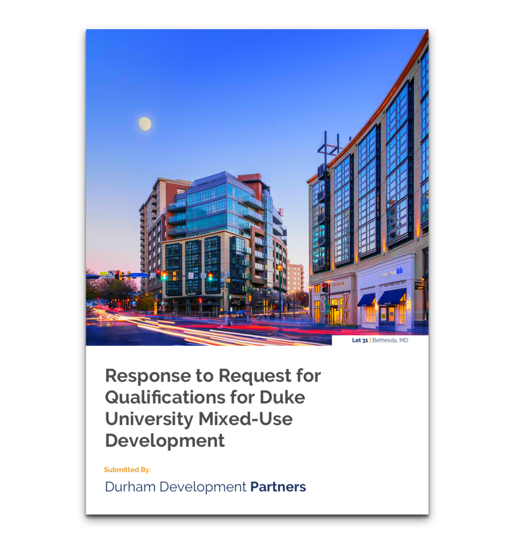 Durham Development Partners RFQ -