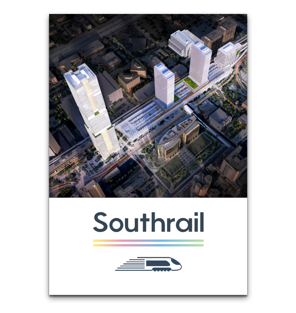 Southrail High-Speed Rail  -